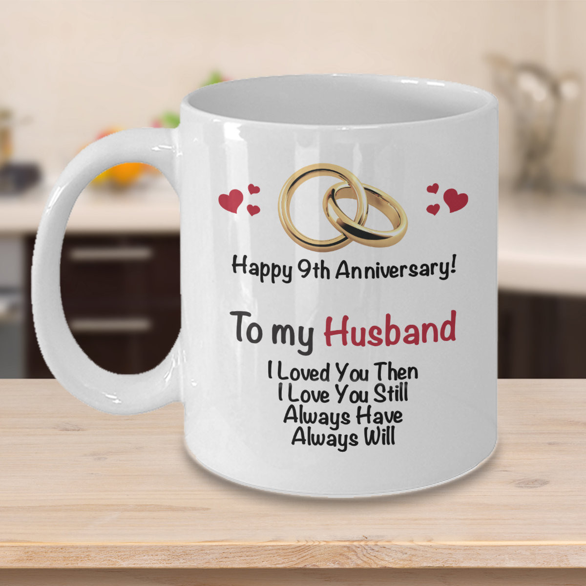 Husband Anniversary Gift Ideas  9th Anniversary Gift Ideas for Husband 9th Wedding