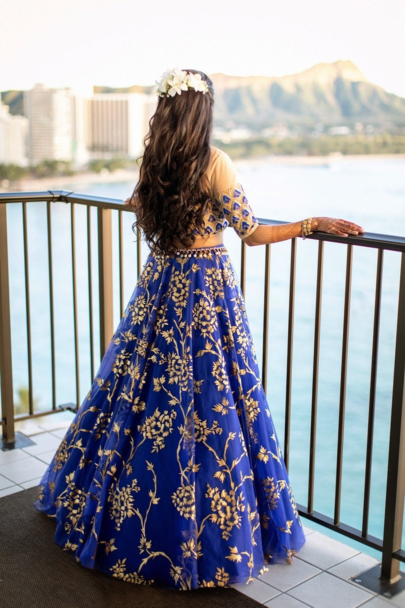 Indian Wedding Gown  12 Latest Indian Bridal Dress Trends for 2018 – OYO Hotels
