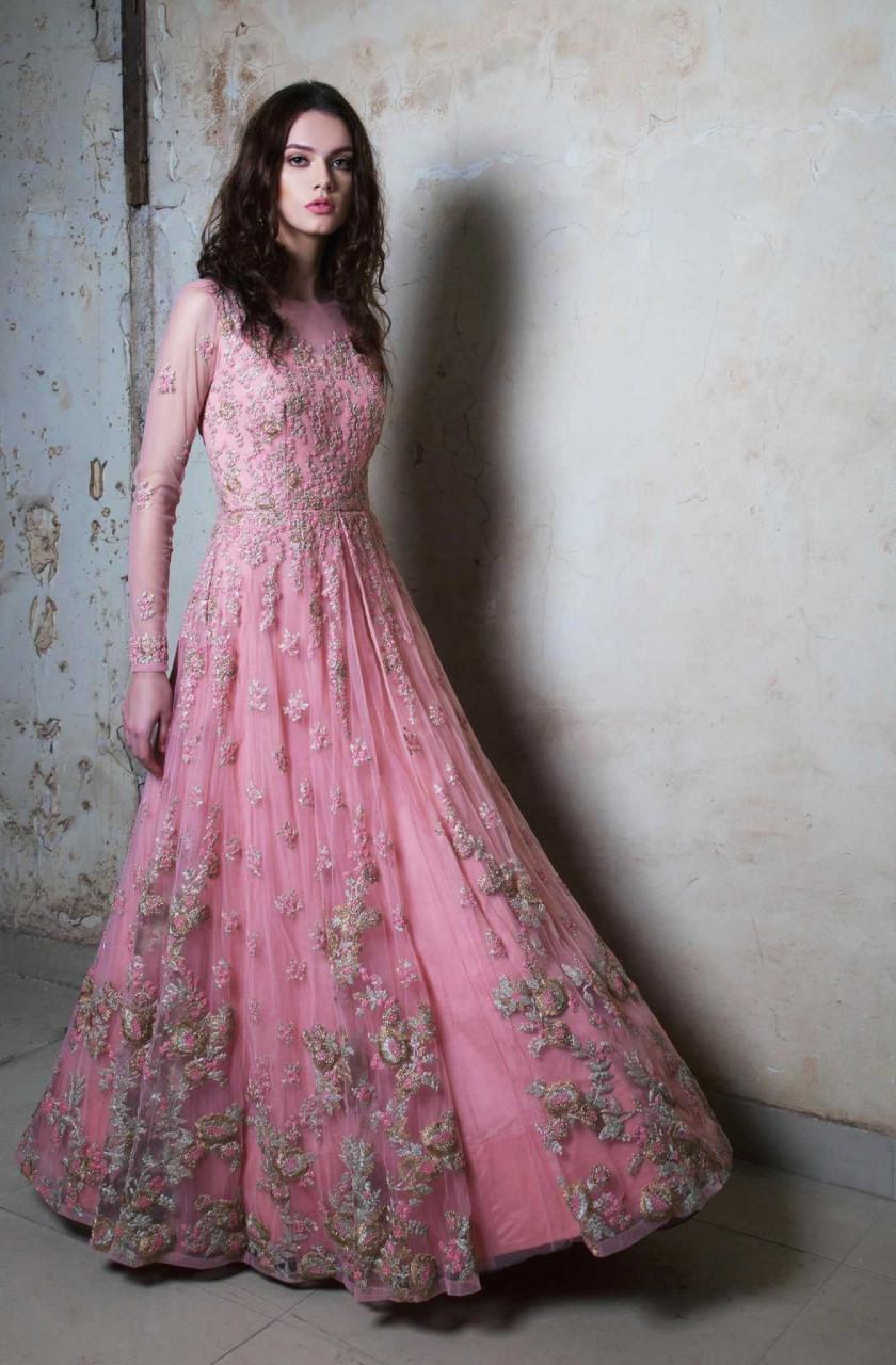 Indian Wedding Gown  70 Elegant Indian Wedding Reception Dress