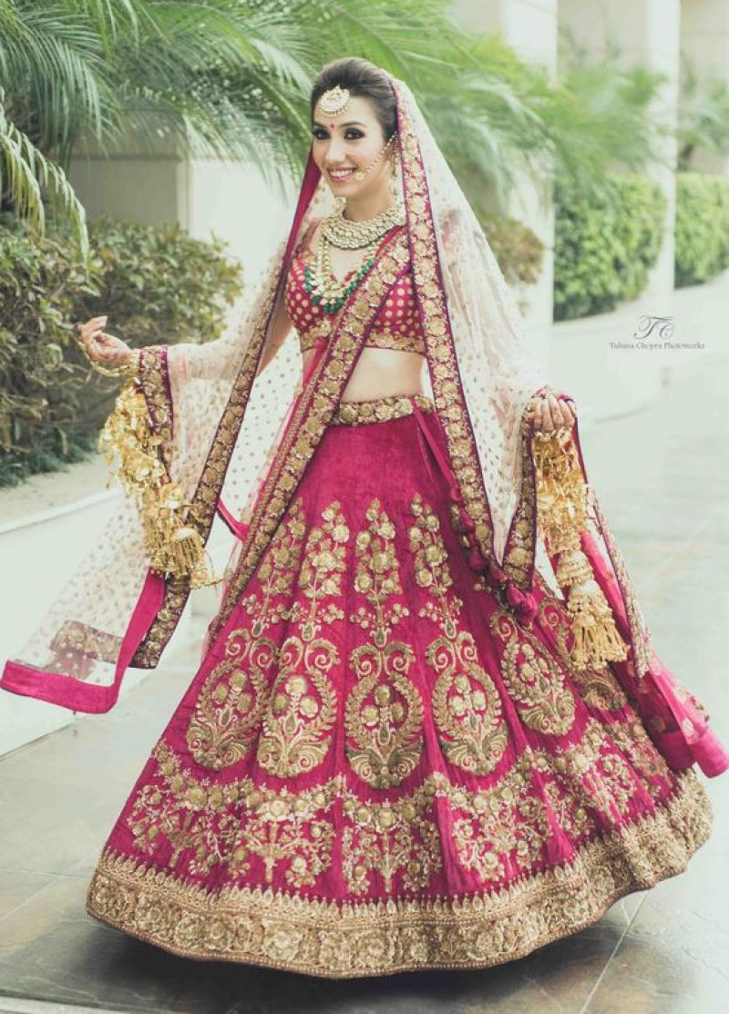 Indian Wedding Gown  Indian Bridal Traditional Wedding Dresses Trends 2019 2020