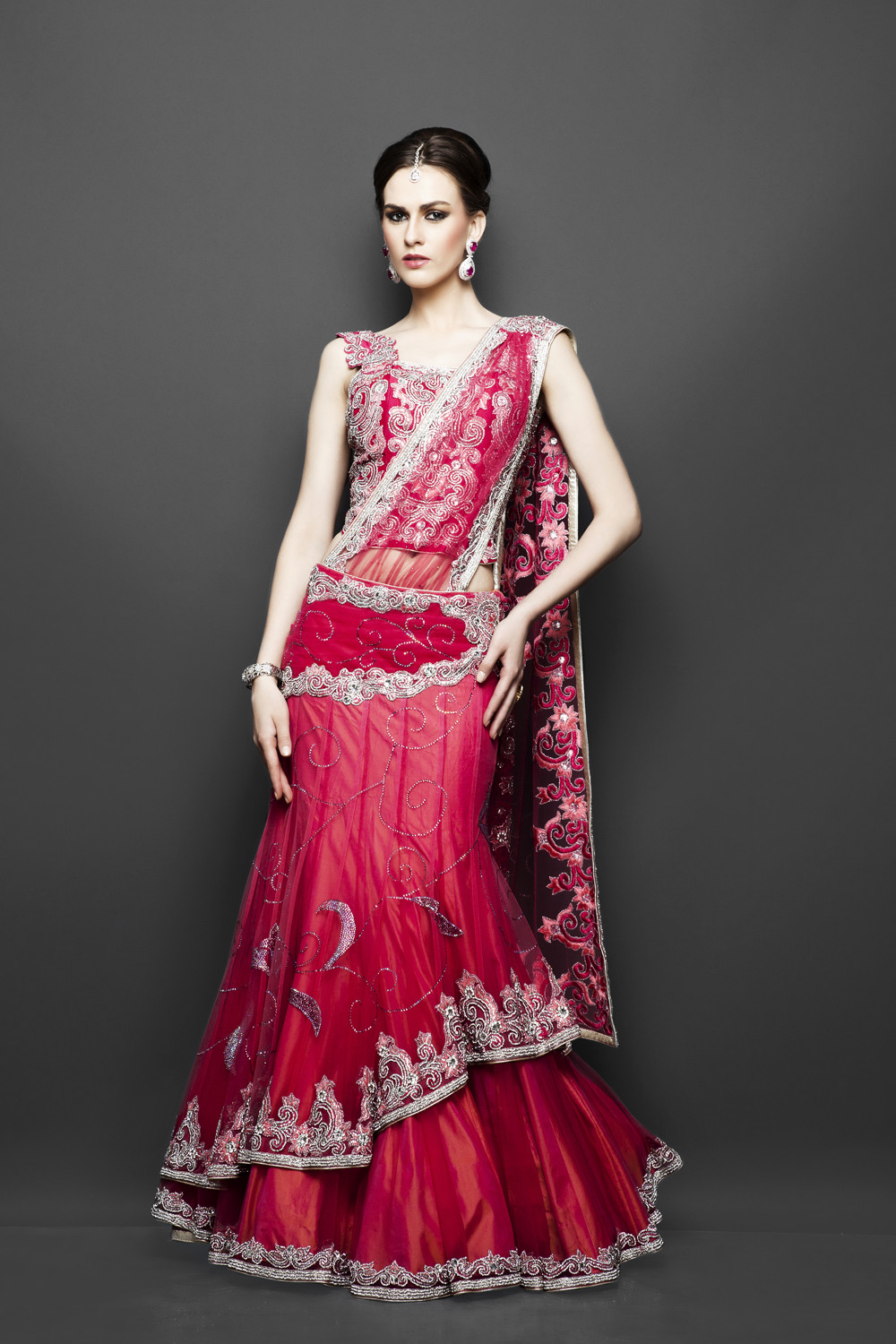 Indian Wedding Gown  Indian wedding dresses