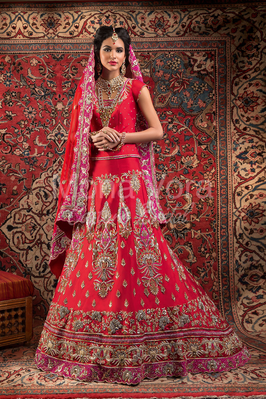 Indian Wedding Gown  Indian Bridal Dresses Adding Charm to your Special Day
