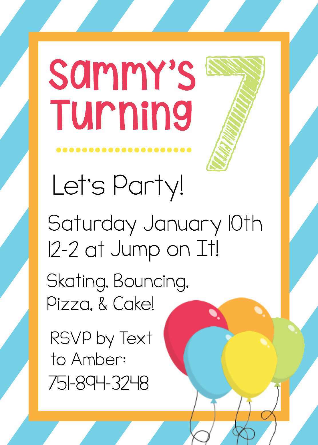 Invitation Birthday Party  Free Printable Birthday Invitation Templates