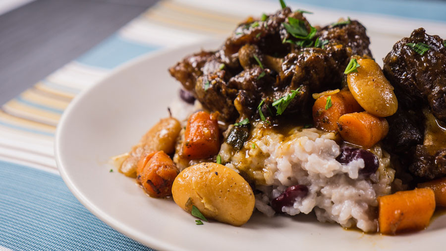 Jamaican Oxtail Stew Recipe  Jamaican oxtail stew I Love Meat