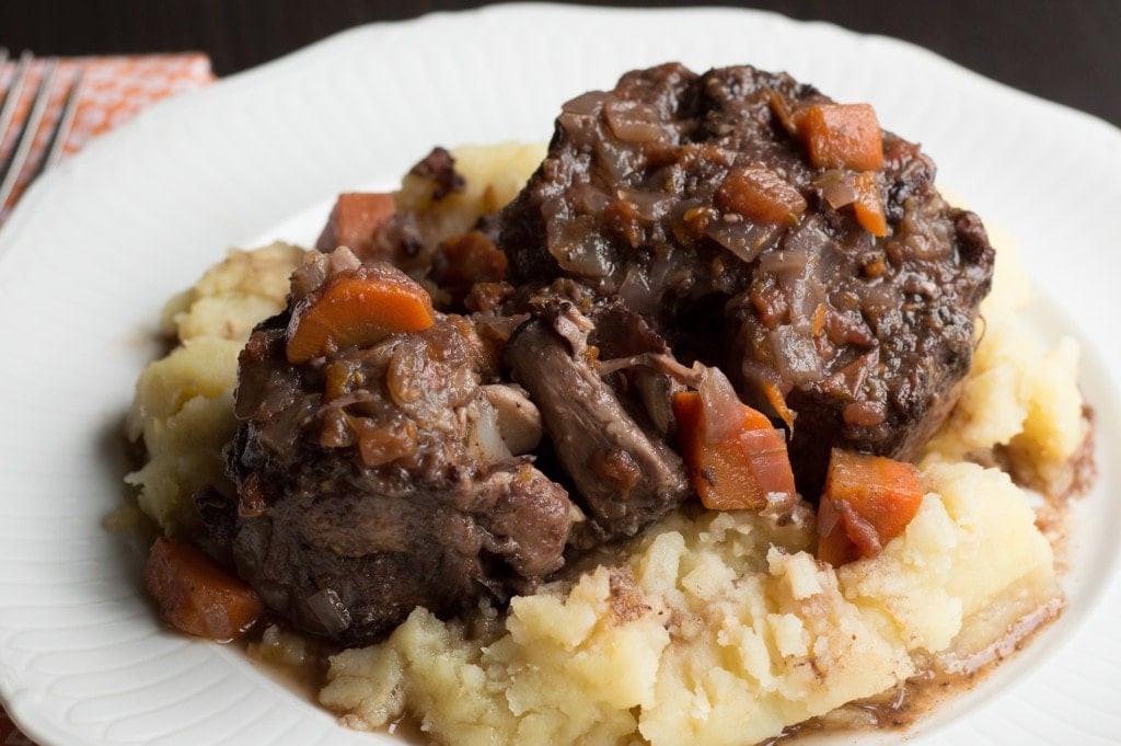 Jamaican Oxtail Stew Recipe  Jerk Spiced Oxtail Stew