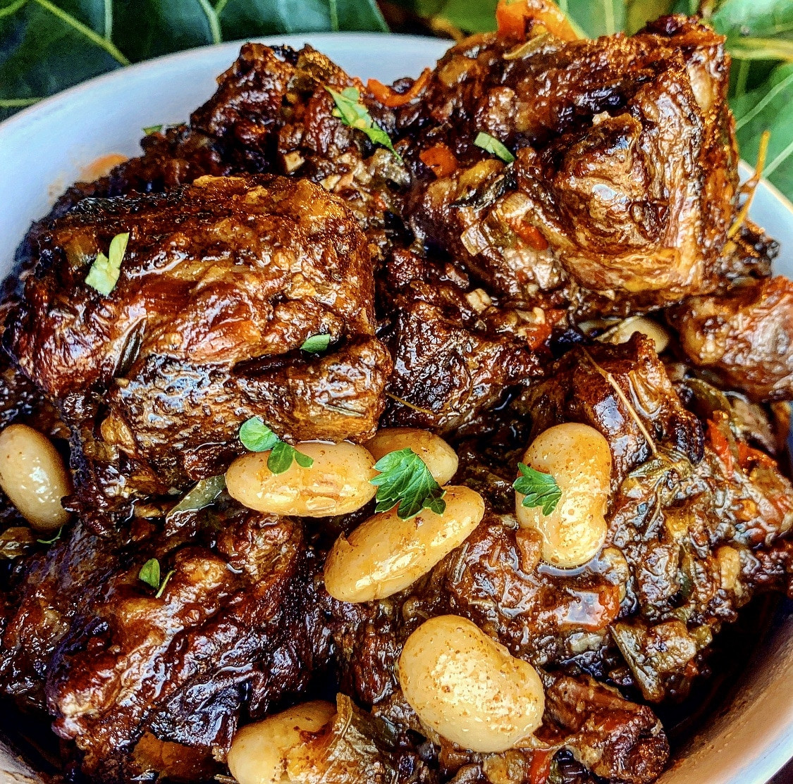 Jamaican Oxtail Stew Recipe  Jamaican Oxtail Stew letseatcuisine