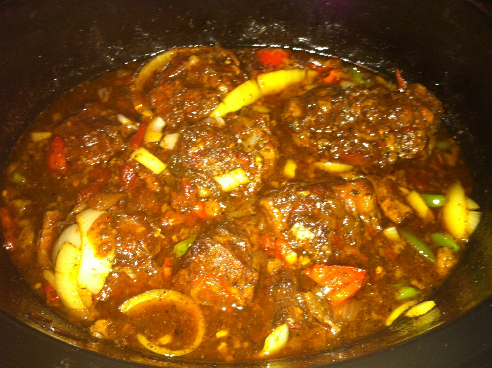 Jamaican Oxtail Stew Recipe  Easy recipes with a touch of Jamaica Jamaican Oxtail Stew