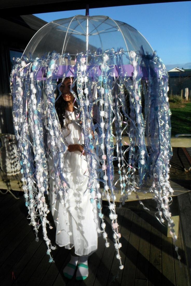 Jellyfish Costume DIY  Jellyfish Costume