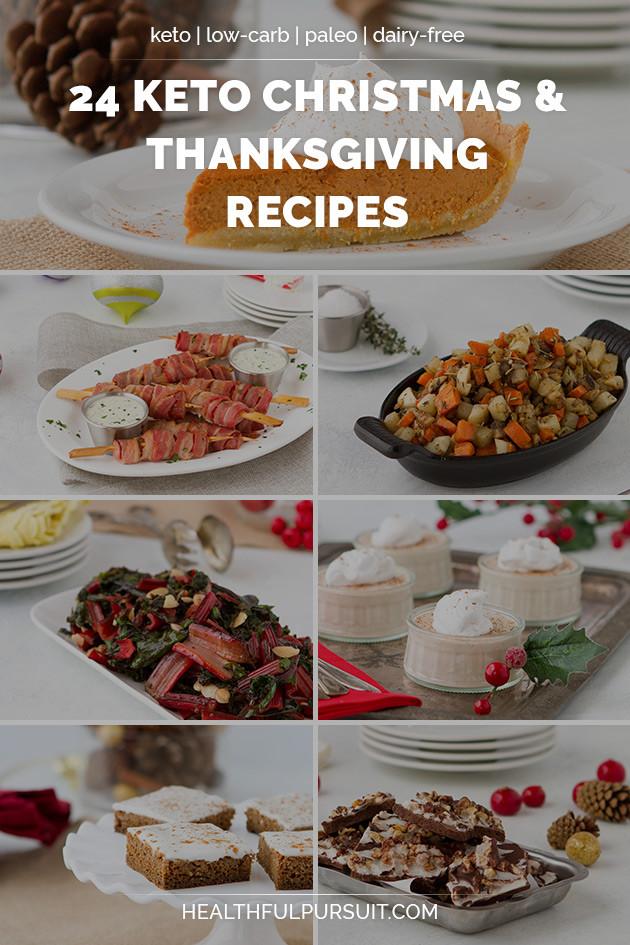Keto Christmas Dinner  24 Keto Christmas & Thanksgiving Recipes