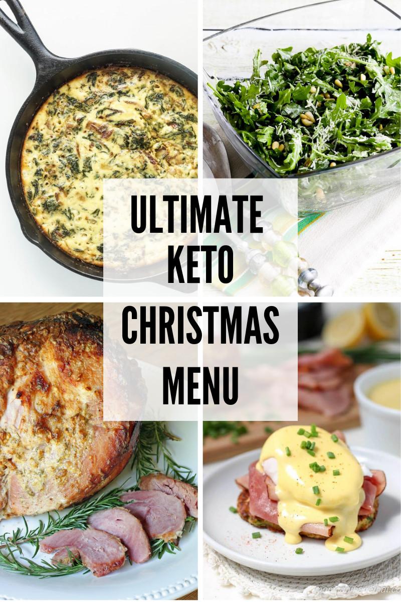 Keto Christmas Dinner  The Ultimate Keto Christmas Menu KETOGASM