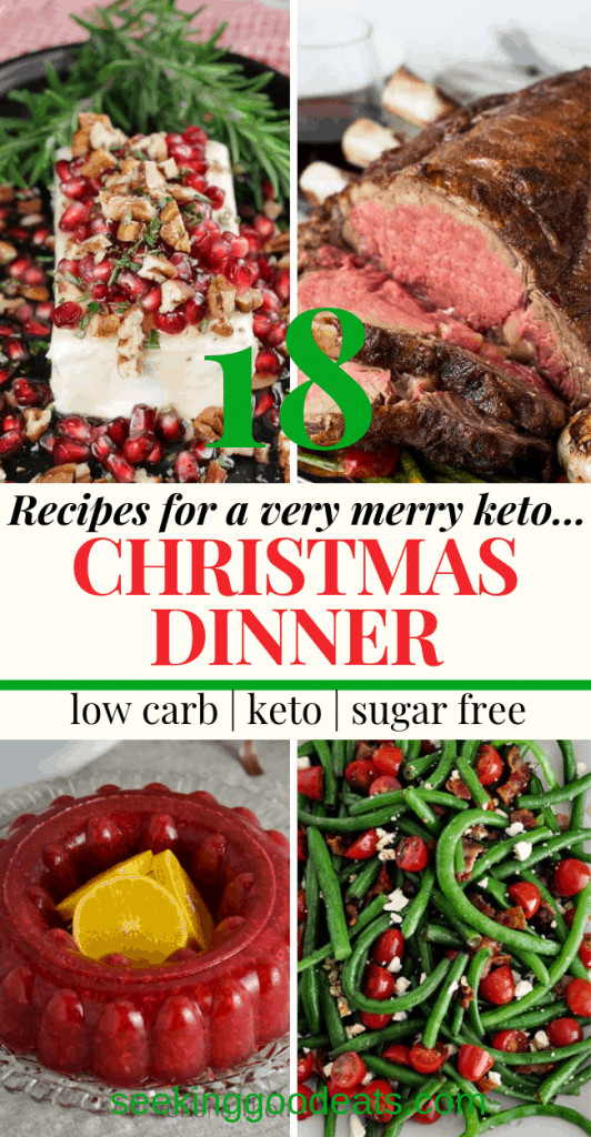 Keto Christmas Dinner  A Very Merry Keto Christmas Dinner
