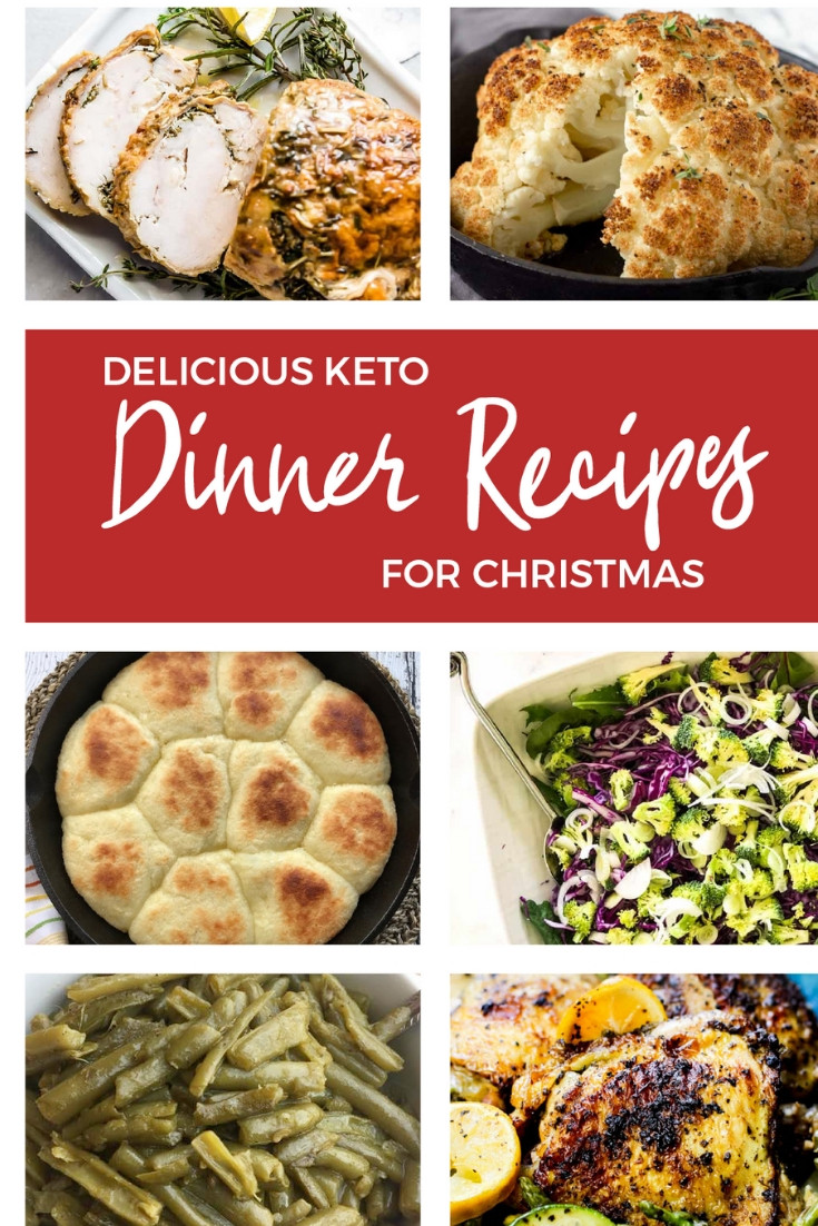 Keto Christmas Dinner  Keto Dinner Recipes for Christmas