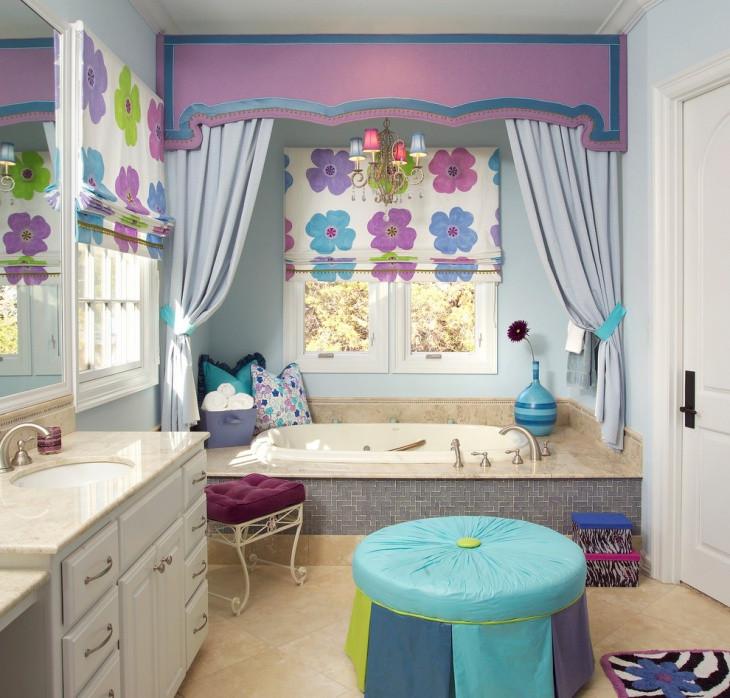 Kids Bathroom Set  15 Kids Bathroom Decor Designs Ideas