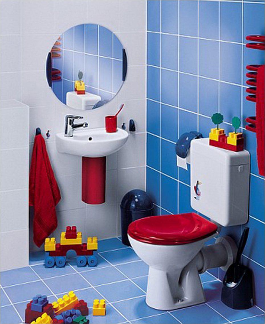 Kids Bathroom Set  Kid Bathroom Decorating Ideas TheyDesign