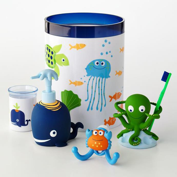 Kids Bathroom Set  Top 10 Kids Bathroom Accessories for Boys