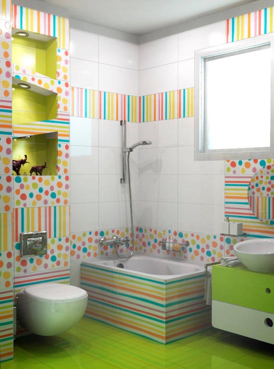 Kids Bathroom Set  Unique Kids Bathroom Decor Ideas Amaza Design
