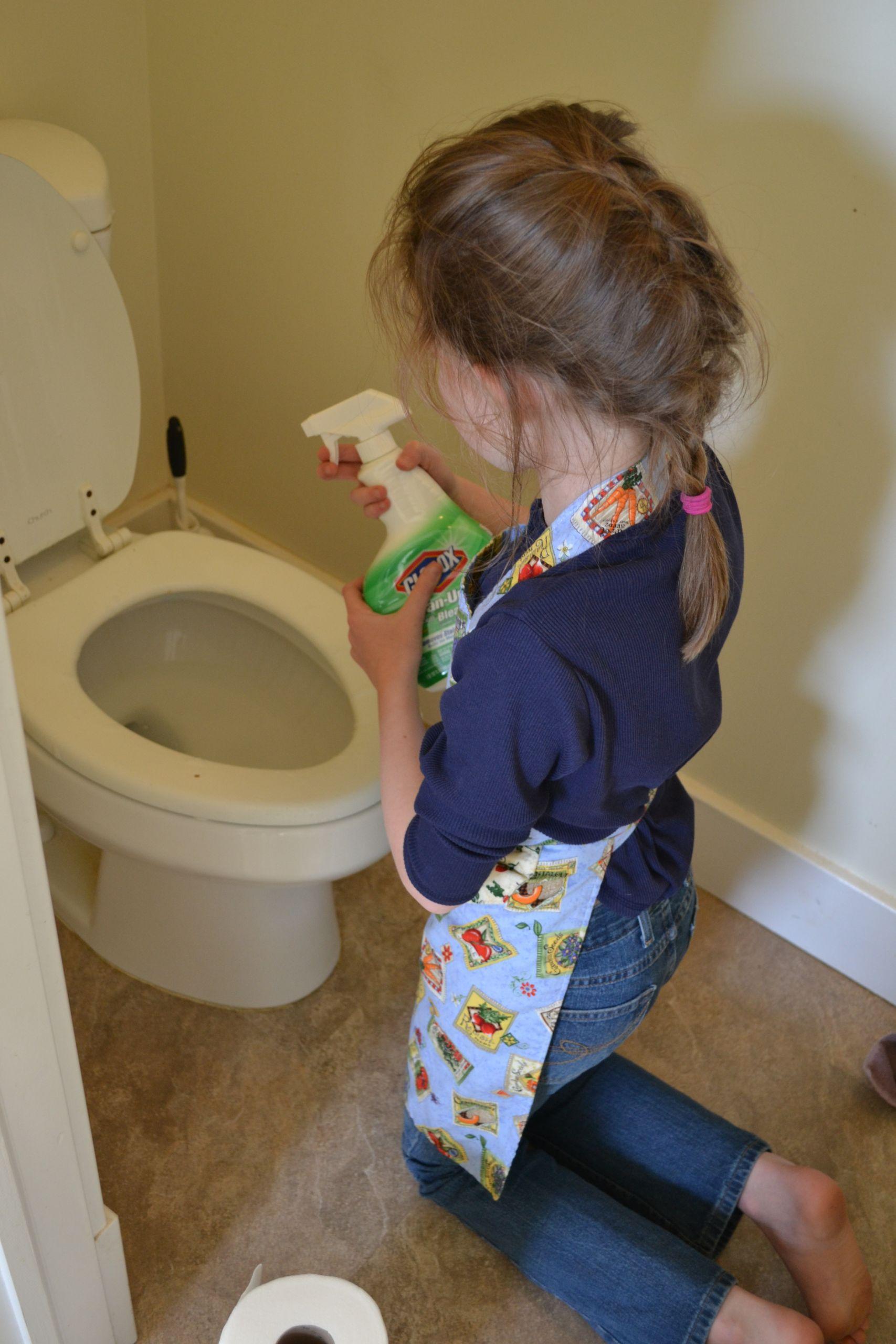 Kids Bathroom Stool  Homeschooling to Adulthood Teaching Kids to Clean