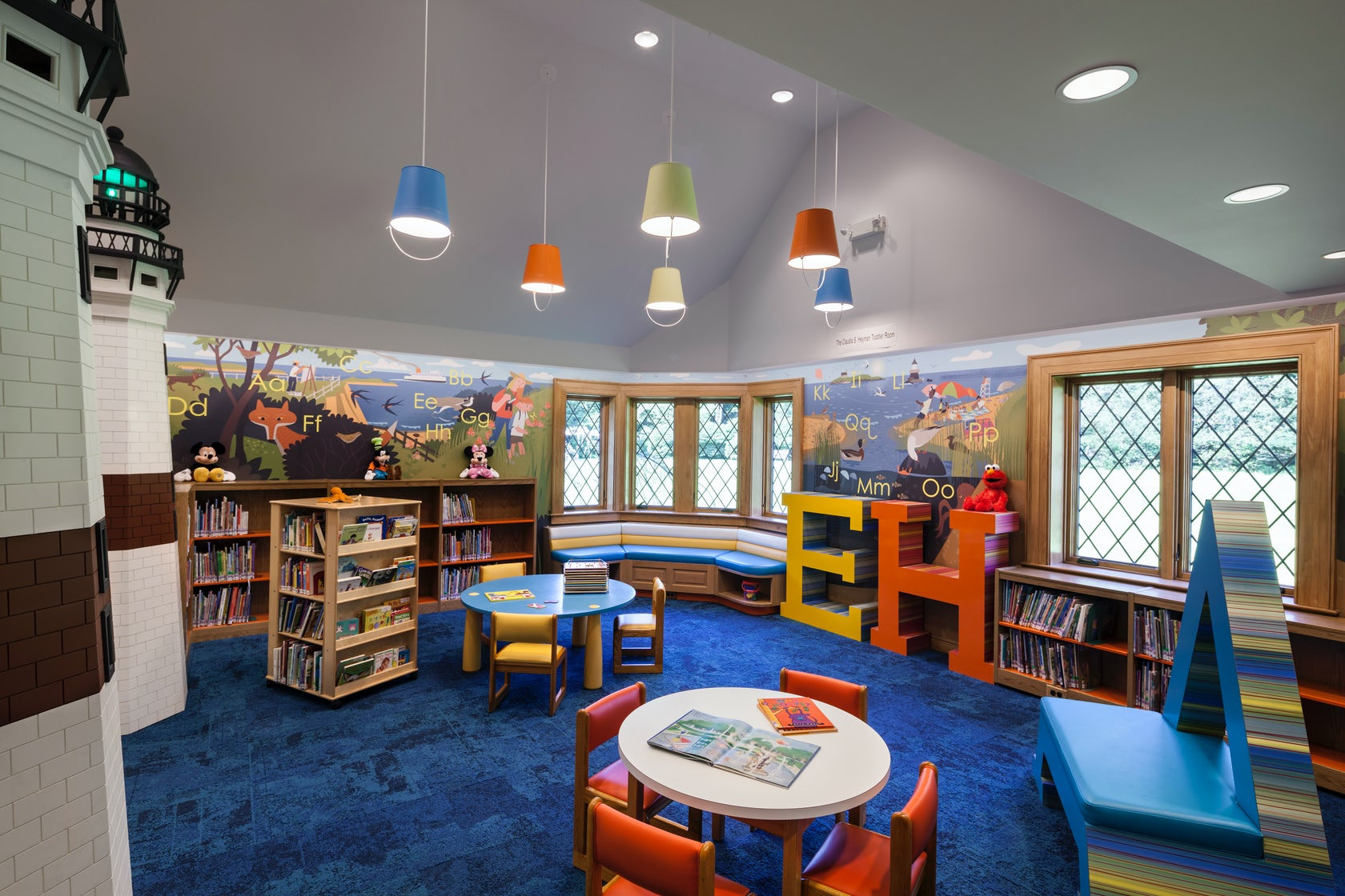 Kids Reading Room  Children s Reading Room at The East Hampton Public Library