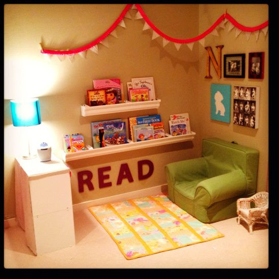 Kids Reading Room  The BEST DIY Reading Nook Ideas Kitchen Fun With My 3 Sons