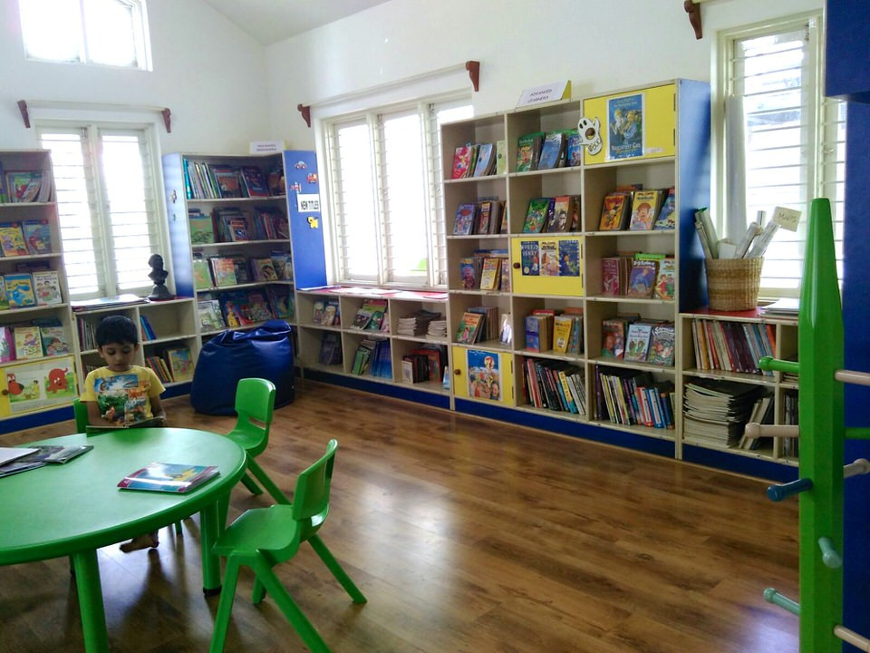 Kids Reading Room  Discover Kids Book Library HSR Layout Bangalore