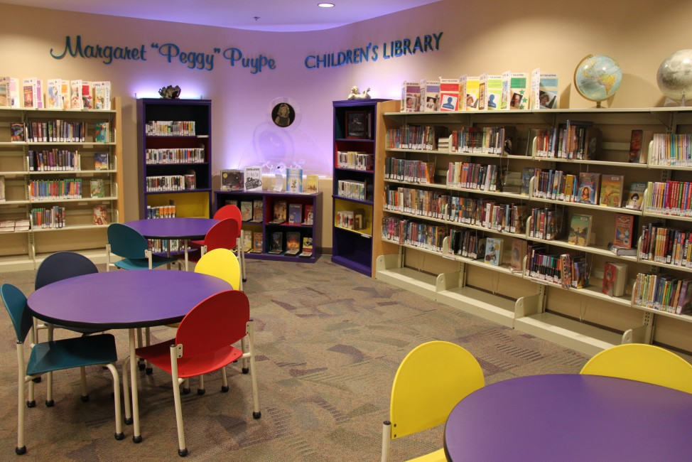 Kids Reading Room  Fountain Hills Public Library