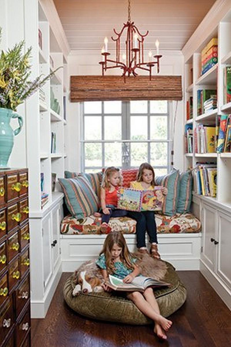 Kids Reading Room  Reading Nooks – The Owner Builder Network