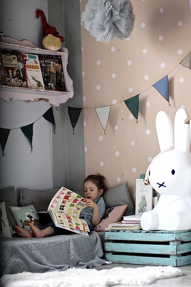 Kids Reading Room  Cosy and Imaginative Reading Corners to Inspire You
