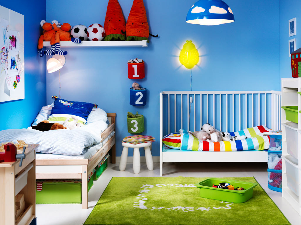Kids Room Decor Boy  Safety and Space for Kids Room