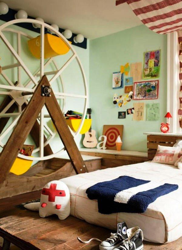 Kids Room Decor Boy  15 Boys Themed Bedroom Designs