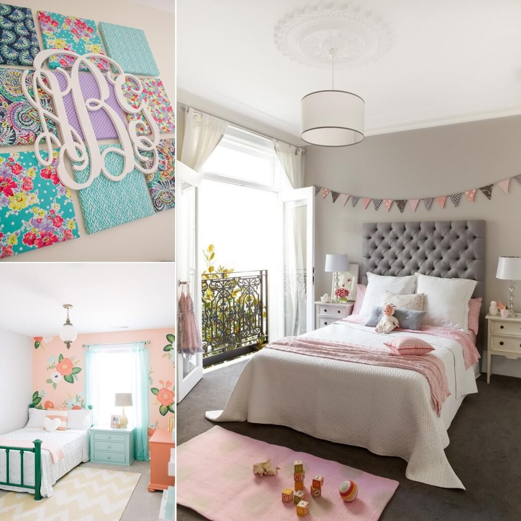 Kids Room Decor Ideas  13 DIY Wall Decor Projects for Your Kids Room