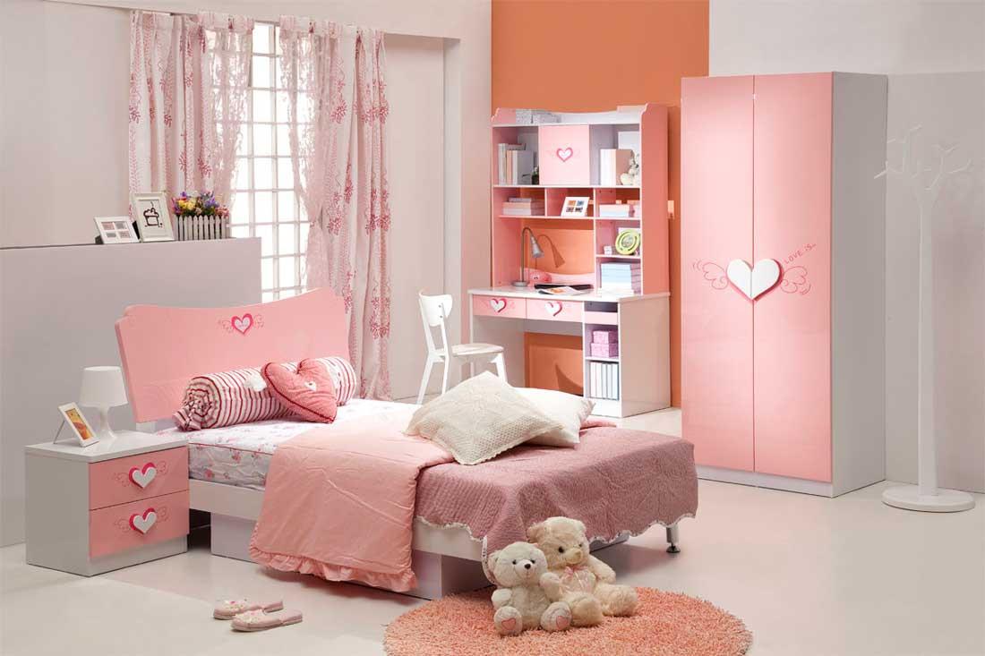 Kids Room Decor Ideas  19 Excellent Kids Bedroom Sets bining The Color Ideas
