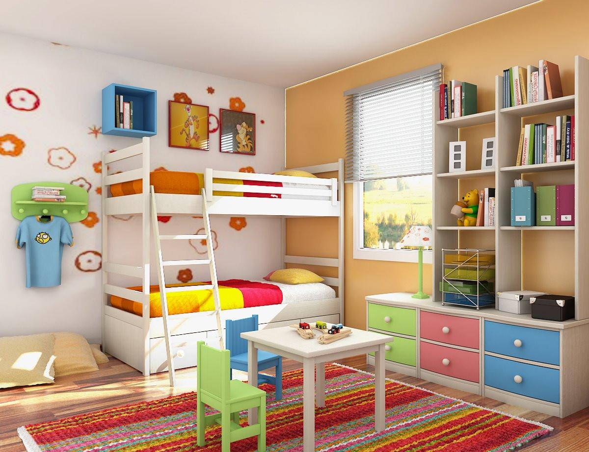 Kids Room Decor Ideas  Kids Room Designs and Children s Study Rooms