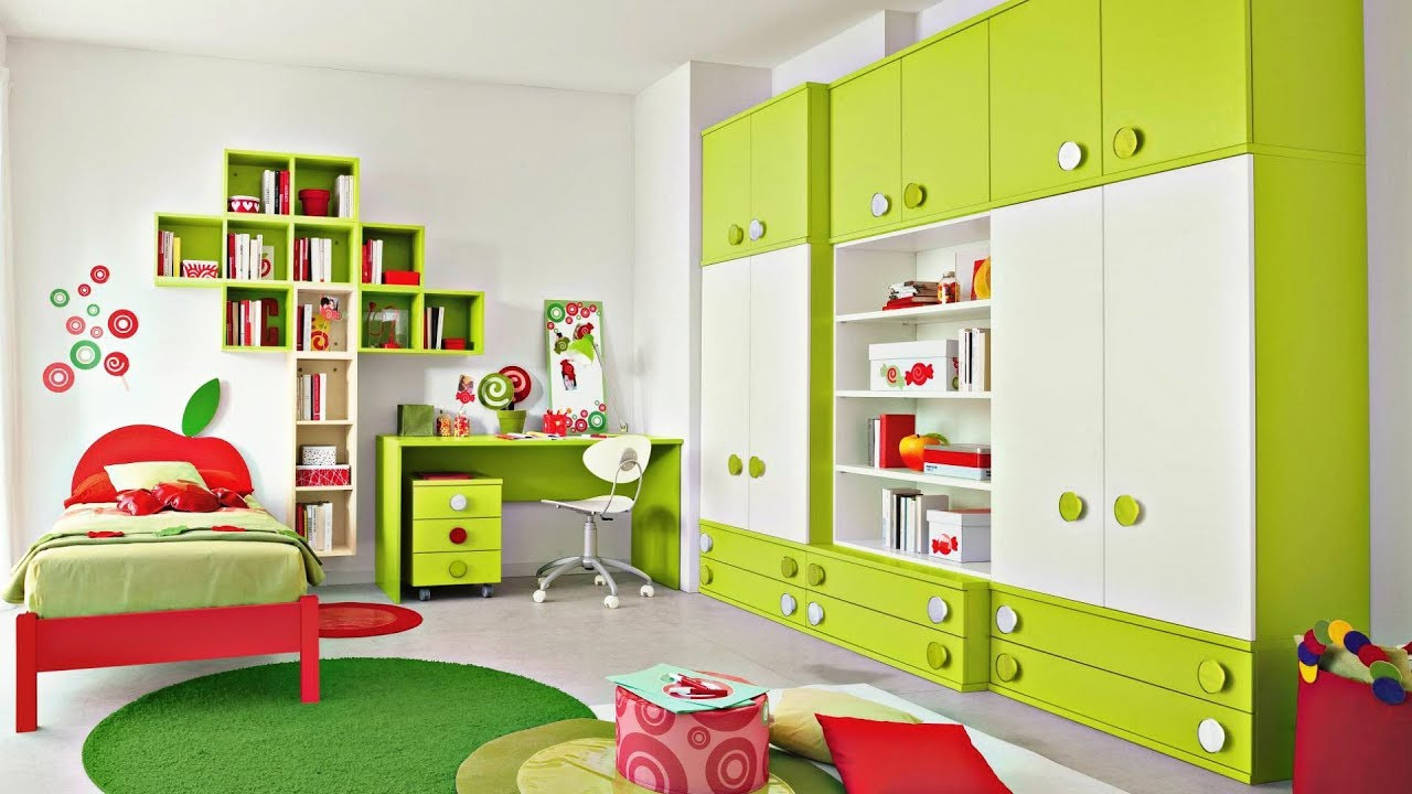 Kids Room Decor Ideas  Kids bedroom designs