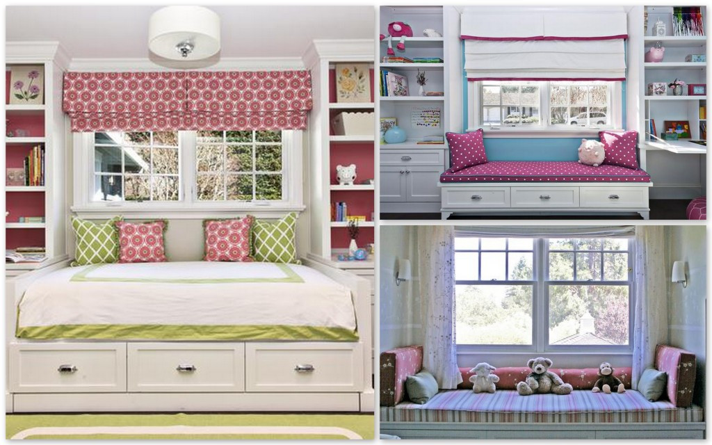 Kids Room Seating  Window Seats For Kid's Rooms Amazing House Design