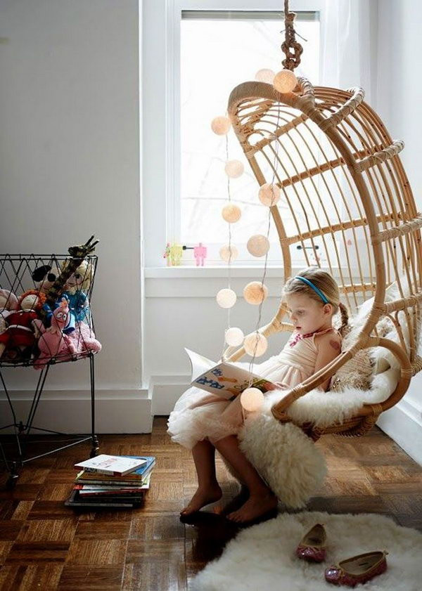 Kids Room Seating  30 Creative and Cozy Reading Nooks for Kids