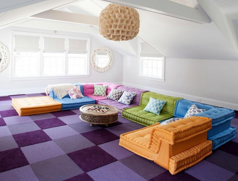 Kids Room Seating  fy Playroom Seating Ideas for Your Kids