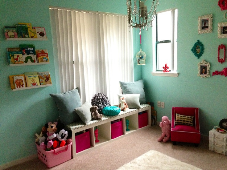 Kids Room Seating  Ideas For Window Seats In A Playroom Native Home Garden