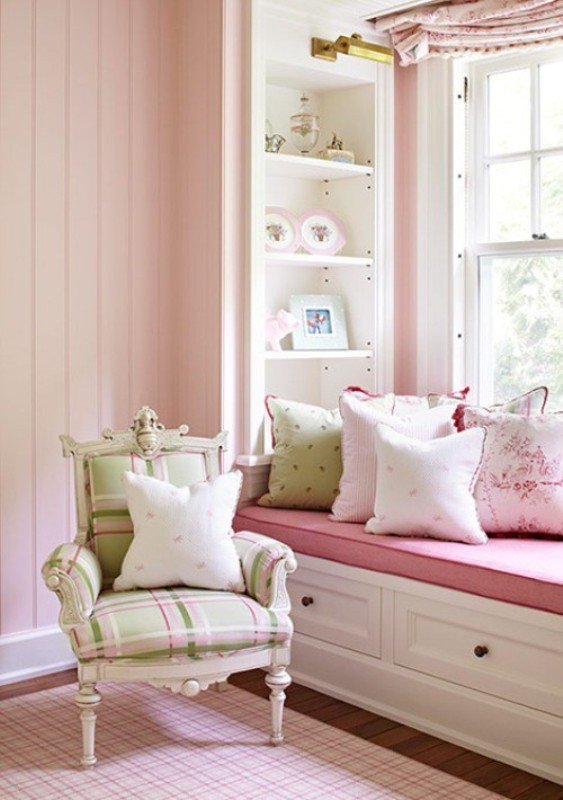 Kids Room Seating  15 Cool Window Seats For A Kids Room