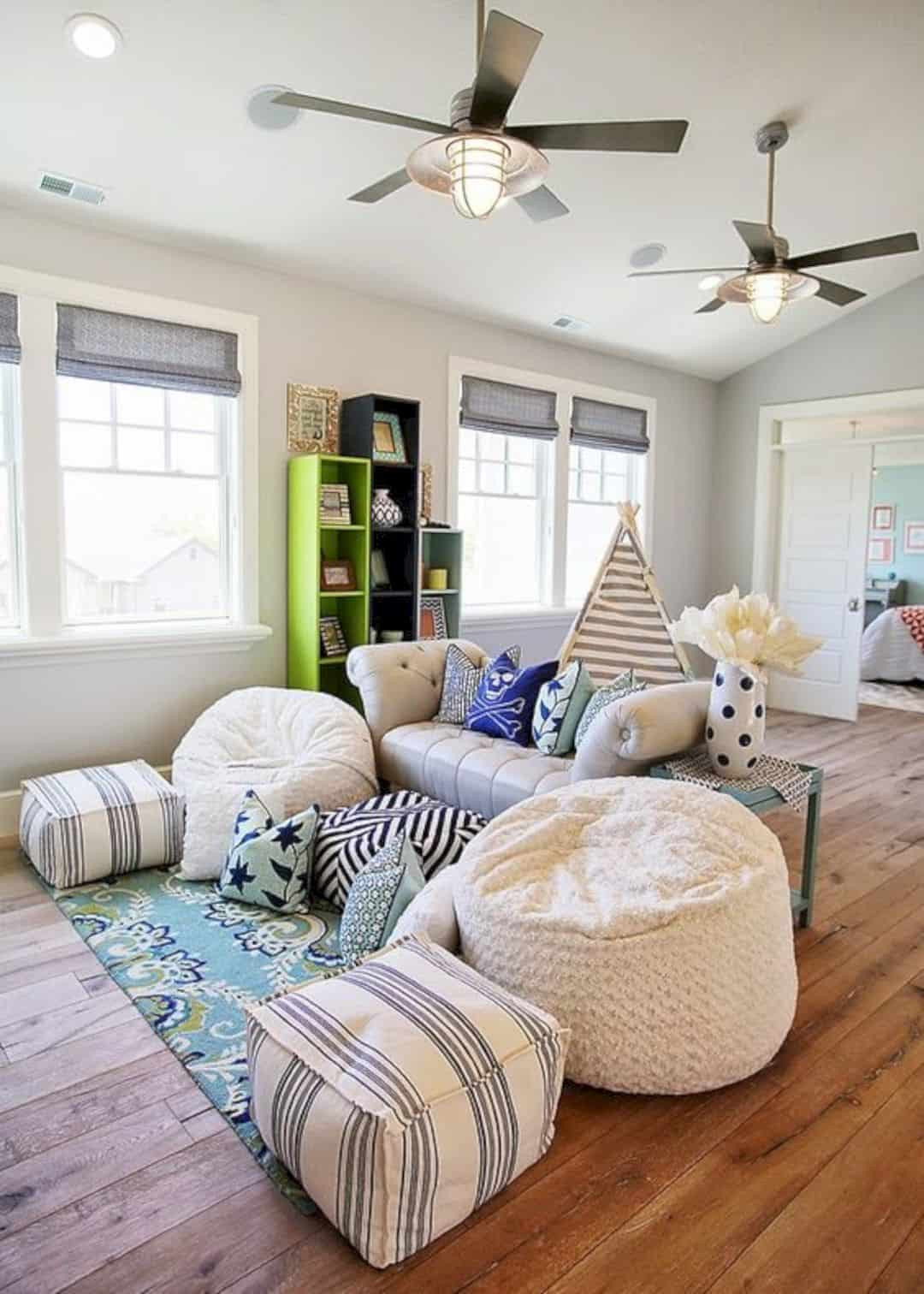Kids Room Seating  16 Super Fun Furniture Ideas for Game Room
