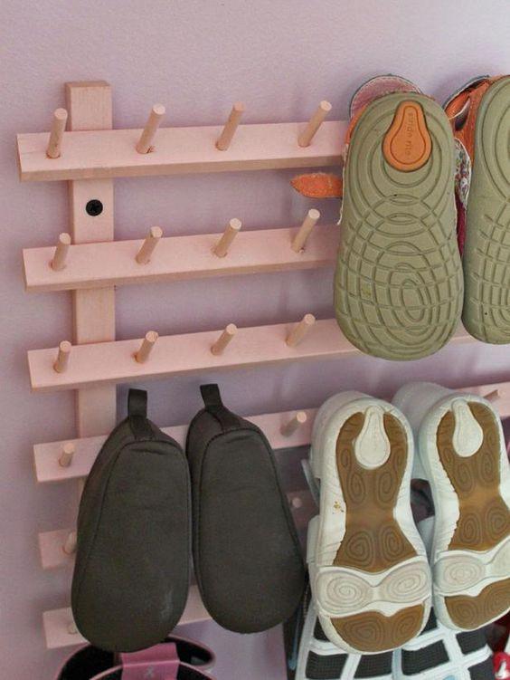 Kids Shoe Storage  Top 10 shoe organizer ideas