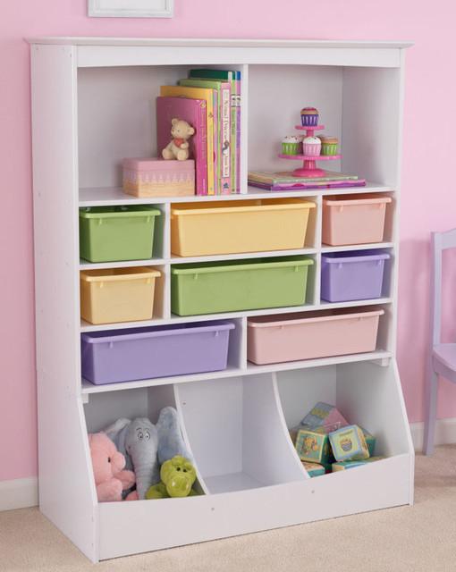 Kids Toys Storage  Kids toy storage unit Contemporary Toy Organizers