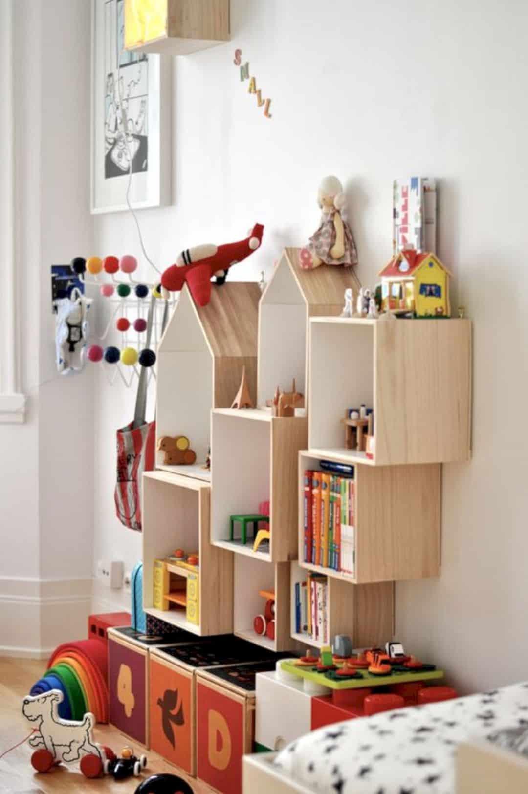 Kids Toys Storage  17 Brilliant DIY Kids Toy Storage Ideas Futurist
