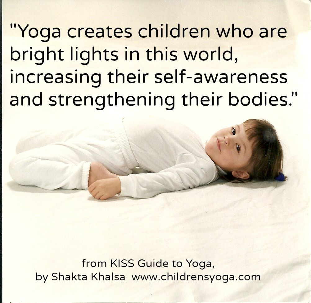 Kids Yoga Quotes  Having fun taking quotes from my books or my work and