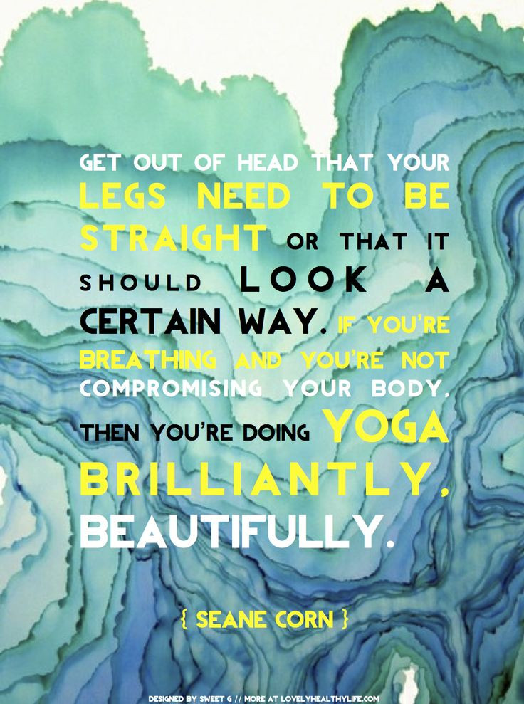 Kids Yoga Quotes  132 best images about Love the body GOD gave you on
