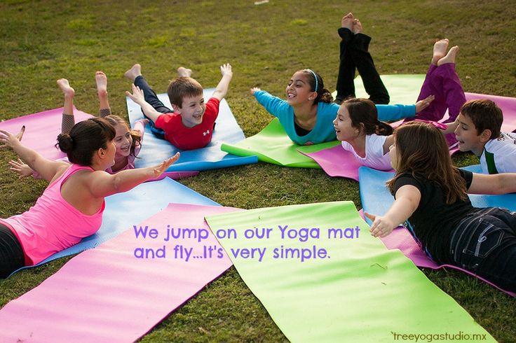 Kids Yoga Quotes  Pin by Tree Yoga on Tree Yoga