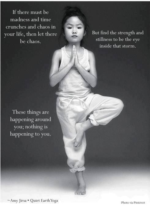 Kids Yoga Quotes  Amy Jirsa from quiet yoga Philosophy