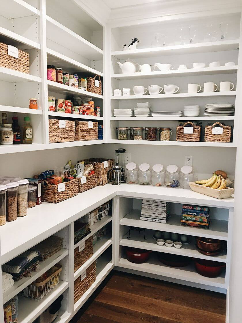 Kitchen Pantry Organizers Ideas  20 Mind blowing Kitchen Pantry Design Ideas for Your