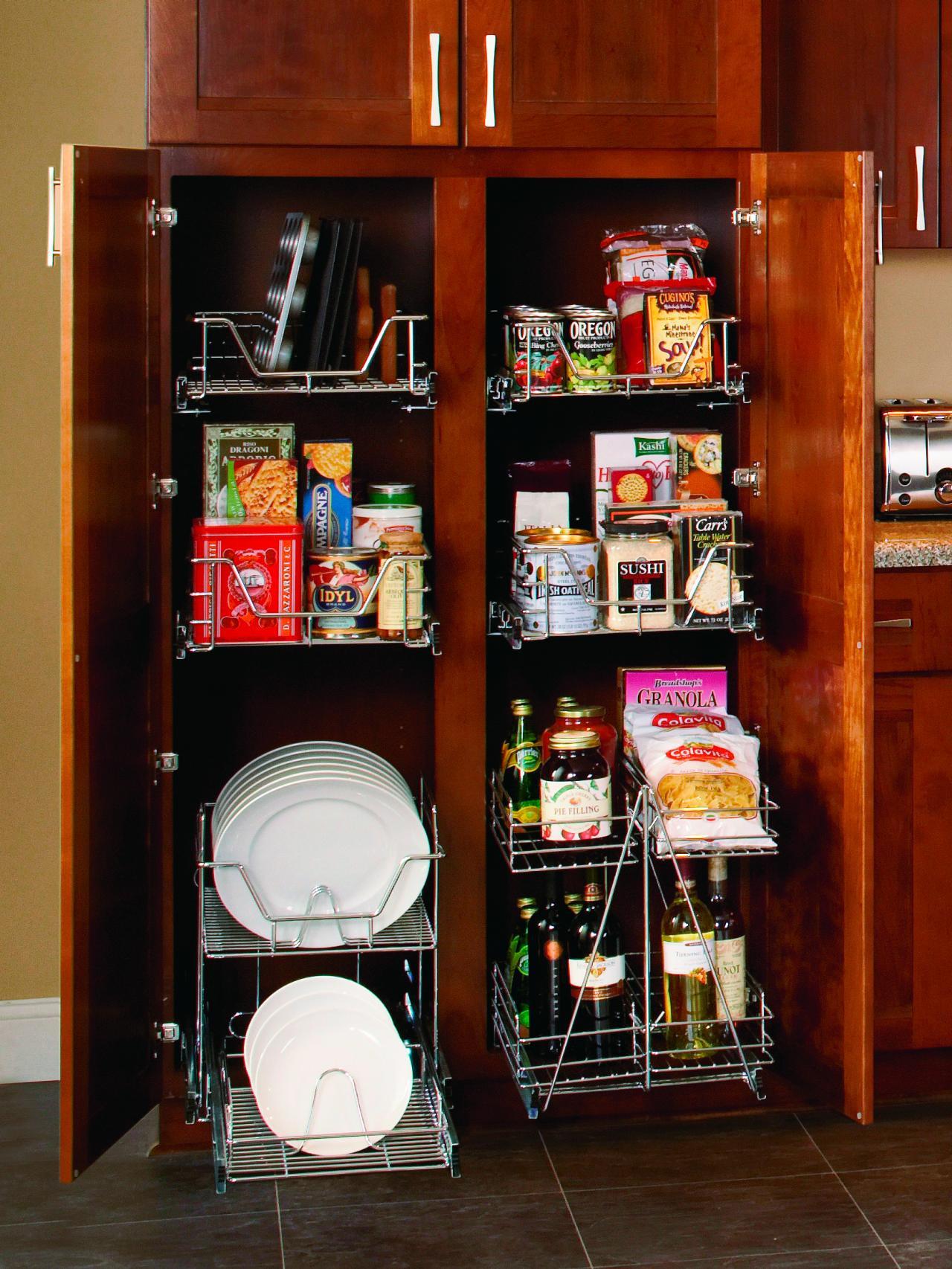 Kitchen Pantry Organizers Ideas  51 of Kitchen Pantry Designs & Ideas
