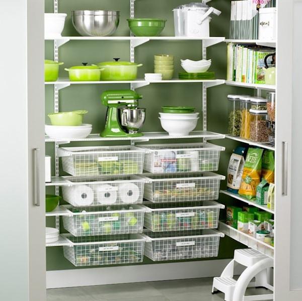 Kitchen Pantry Organizers Ideas  Finding Hidden Storage In Your Kitchen Pantry