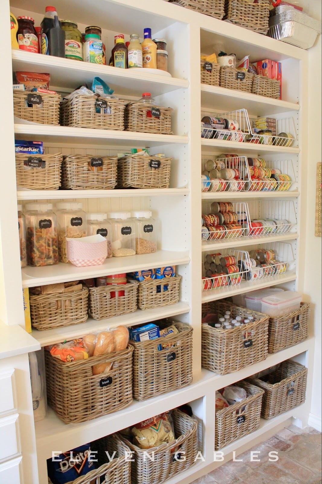 Kitchen Pantry Organizers Ideas  15 Kitchen Organization Ideas
